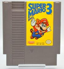Super Mario Bros. 3 Nintendo NES Game 1985