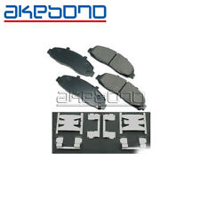 For Ford F-150 Brake Disc Pad Brake Pad or Shoe Front 5.4L Akebono ProACT ACT679