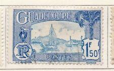 F (Fine) Guadeloupean Stamps