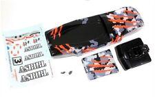 Absima Karosserie camouflage/orange Sand Buggy 1:10
