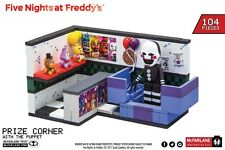 Five Nights at Freddy's Small Construction set: Prize Corner
