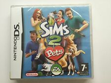 The Sims 2: Pets For Nintendo DS & 2DS (New & Sealed)