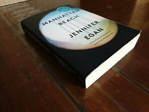 Official Signed Autographed Edition 1st Edition ~  Jennifer Egan Manhattan Beach