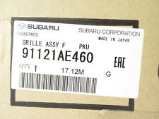 New Genuine OEM Subaru 91121AE460 Front Grille Assembly Chrome 2003-2006 Baja