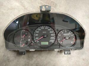 1999-2002 Ford Laser KQ KN or 1998-2003 Mazda 323 Instrument Cluster Speedo