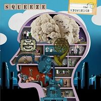 SQUEEZE - THE KNOWLEDGE  2 VINYL LP NEU