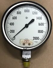 """Helicoid 1515A High Pressure 5"""" Gauge 200-2000 PSI"""