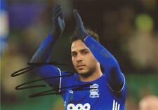 BIRMINGHAM: KERIM FREI SIGNED 6x4 ACTION PHOTO+COA