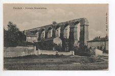 JOUY AUX ARCHES Moselle CPA 57 Aqueduc romain gaudach