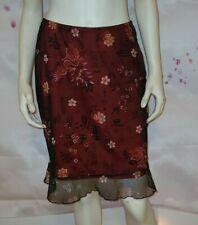 Cloud 8 Vintage 90s Asian Inspired Skirt, Large