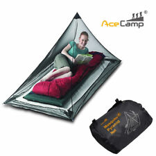AceCamp Pyramid Black Mosquito Net Insect Camping Tent Net for 1 person Camping