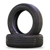2x Sommerreifen Reifen Michelin Primacy 3 AO 215/55 R17 94W DOT 4717 7 mm