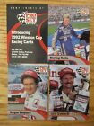 PROTOTYPE 1992 PRO SET Winston Cup Racing Trading Cards Set Lot of 3 + cover