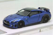 1/43 Davis Giovanni Wald R35GTR Bayside Blue Ltd 10pc Rare Free shipping/ MR BBR