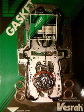 VESRAH Complete Full Gasket set kit Yamaha FZR1000 GENESIS 1988 VG-2082M