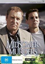 Midsomer Murders : Season 7 (DVD, 2010, 4-Disc Set)
