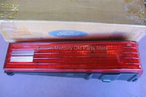 NOS 1979 LINCOLN VERSAILLES RH TAIL LIGHT LENS D94Y-13450-A NEW IN OEM BOX 79