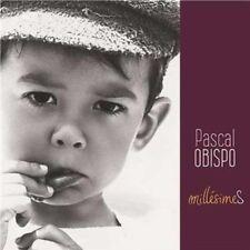 Millesimes - Obispo,Pascal (2013, CD NEUF)