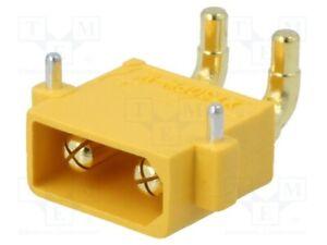 Socket; To Dc-Stromversorgung; XT30; Male; Pin: 2; On PCB