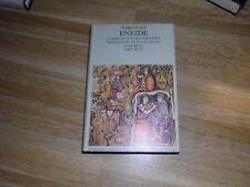 ENEIDE - VIRGILIO - VOLUME II - LIBRI III-IV MONDADORI 1 ED. 1978