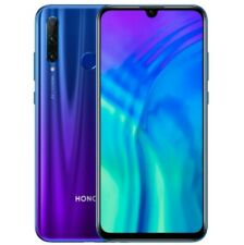 Huawei Honor 20 LITE 128+4GB Dual Sim Phantom Blue Nuovo Sigillato Originale