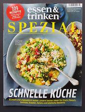 essen und trinken Spezial 3/2018  Schnelle Küche,ungelesen,Top Zustand