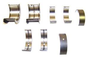 Engine Crankshaft Main Bearing Set-VIN: Z, OHV, 12 Valves DNJ MB3125