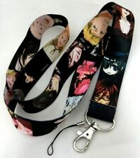 Black Butler Kuroshitsuji Cosplay Nylon Neck Strap Lanyard Very High Quality!