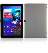 Skinomi Brushed Aluminum Body Cover+Screen Protector for Acer Iconia Tab A510