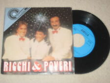 Ricchi & Poveri - Voulez Vous Danser    Vinyl Single  Amiga Quartett