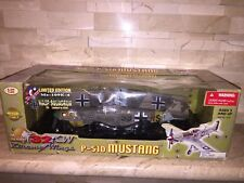 THE ULTIMATE SOLDIER P51-D MUSTANG LIMITED EDITION ME-109E-4 WASP SQUADRON