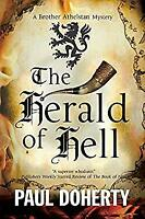 The Herald of Hell: A mystery set in Medieval London (A Brother Athelstan Mediev
