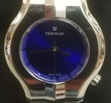 Ladies Tag Heuer Alter Ego SS watch - Blue Dial - Sapphire Crystal - WP1313