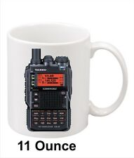 Yaesu VX-8R HT Amateur Radio Coffee Mug. 11oz. Nice gift for Hams!