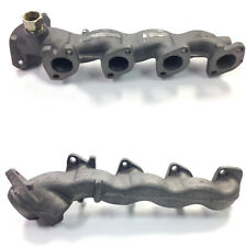 L+R Pair Exhaust Manifolds 1997-1998 5.4L Ford Expedition