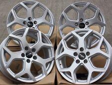 """ALLOY WHEELS X 4 18"""" SLV FOX VIPER 4 950KG FOR VW T5 T6 T28 T30 T32 VAN AMAROK"""