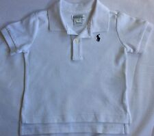 New Baby Boys Ralph Lauren Polo Shirt 9 Monts-Blanc