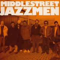 Middlestreet Jazzmen - Middlestreet Jazzmen (Vinyl LP - 1987 - DE - Original)