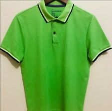 Giordano Green Polo Shirt Size Large