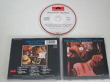 ERIC CALPTON/TIME PIÈCES/THE BEST OF ERIC CLAPTON(POLYDOR 800 014-2) CD ALBUM
