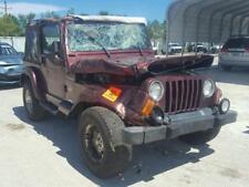 OEM Jeep Wrangler TJ Poly Gas Fuel Tank 19 gallon Fits 97-02