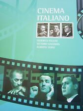 FOLDER CINEMA ITALIANO F. FELLINI-V. GASMAN-A. SORDI