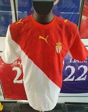 Maillot jersey shirt maglia camiseta trikot  monaco PSG asm 2007/2008 menez M