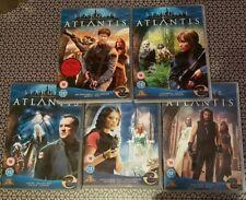 Stargate Atlantis - Series 2 - Volumes 2.1 - 2.5 on DVDS