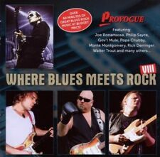 WHERE BLUES MEETS ROCK VOL.8  CD NEU