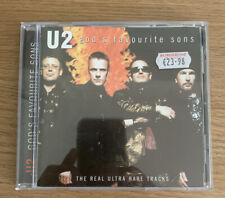 U2 CD - Gods Favourite Sons
