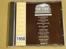 CD / DE PRE HISTORIE 1958 - OLDIES COLLECTION