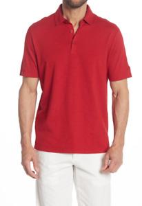TOMMY BAHAMA Sport Core Bali Coast Polo Shirt Chili Pepper NEW NWT