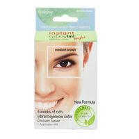Godefroy Instant Eyebrow Tint Botanical Single Application Kit - Medium Brown
