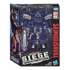 Transformers Siege War for Cybertron Leader Class SHOCKWAVE Figure, Box Wear